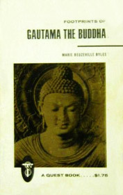 Footprints of Gautama the Buddha